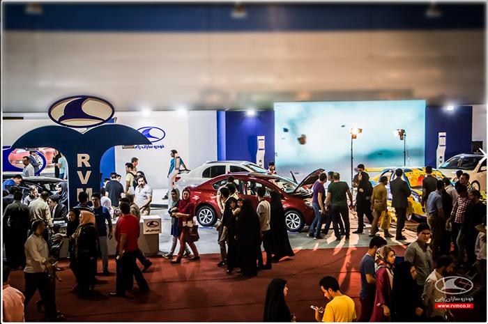 نمایشگاه بین المللی - نمایشگاه خودرو - راین خودرو | گراف