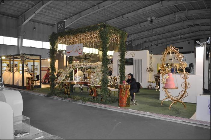 طراحی غرفه نمایشگاهی - طراحی غرفه - ساخت غرفه - غرفه سازی - شرکت طراحی غرفه گراف