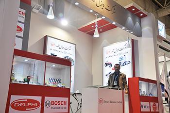 نمایشگاه قطعات خودرو تهران - طراحی و اجرا غرفه - غرفه سازی نمایشگاهی - غرفه| شرکت غرفه سازی گراف