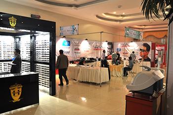 غرفه نمایشگاه عینک - نمایشگاه شهروند اصفهان - غرفه سازی