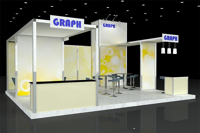 نمایشگاه الکامپ - غرفه سازی - سازه های نمایشگاهی - نمایشگاه بین المللی اصفهان