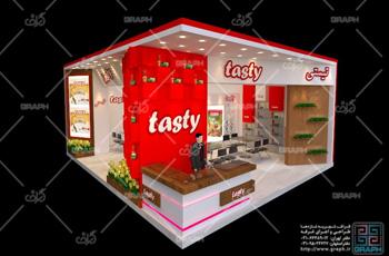 غرفه سازی نمایشگاهی - نمایشگاه تهران - نمایشگاه بین المللی - غرفه نمایشگاه تهران - غرفه سازی