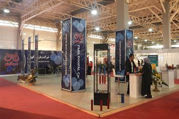 غرفه شرکت پارس کوپال - نمایشگاه بین المللی تهران - غرفه های پروداکت