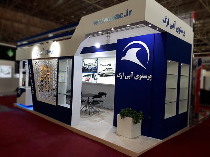 غرفه سازی نمایشگاهی - نمایشگاه بین المللی - غرفه سازی در تهران- نمایشگاه بین المللی مشهد- طراحی پلان غرفه نمایشگاهی - شرکت غرفه سازی-