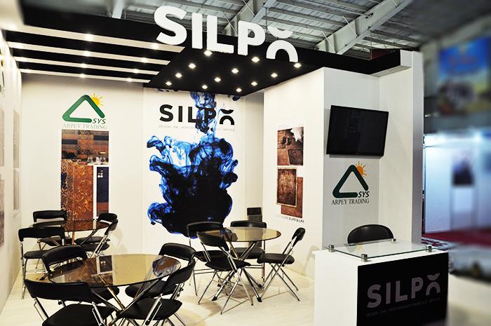 نمایشگاه اصفهان - شرکت silpo - غرفه سازی - طراحی غرفه - غرفه سازی - غرفه - ساخت غرفه نمایشگاهی