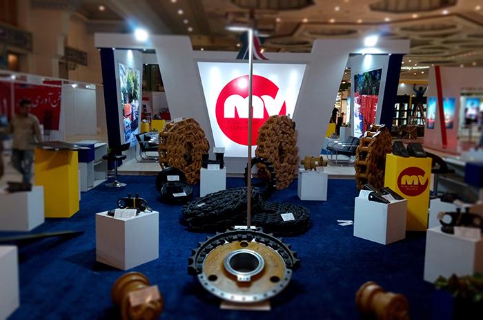 نمایشگاه مصلی - نمایشگاه بین المللی - غرفه سازی - شرکت تامین راه آریا - غرفه - غرفه سازی نمایشگاهی - غرفه سازی در تهران