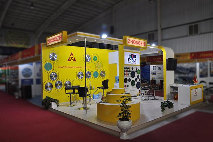 غرفه سازی - نمایشگاه اصفهان - نمایشگاه بین المللی - طراحی غرفه - ساخت غرفه نمایشگاهی | گراف