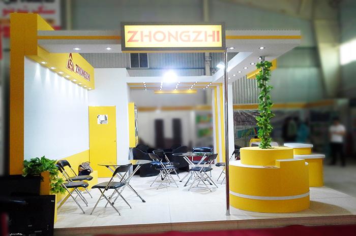نمایشگاه بین المللی اصفهان - zhongzhi - غرفه سازی - غرفه نمایشگاهی - سازه های نمایشگاهی - ساخت غرفه نمایشگاهی