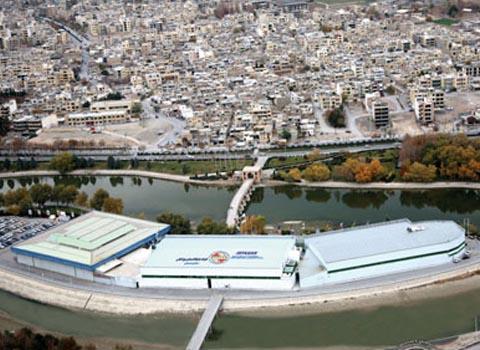 سالن نمایشگاه بین المللی اصفهان | شرکت ساخت غرفه نمایشگاهی گراف