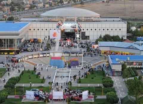 نمایشگاه مشهد - پلان نمایشگاه - سالن نمایشگاه مشهد | شرکت غرفه سازی گراف