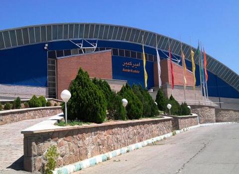 نمایشگاه بین المللی تبریز - سالن نمایشگاه - نمایشگاه بین المللی | شرکت غرفه سازی گراف