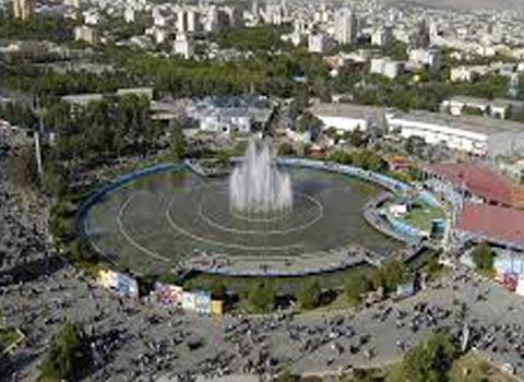 نمایشگاه بین المللی تهران - غرفه سازی نمایشگاهی |گراف