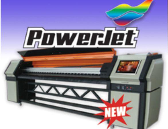 شرکت power jet - نمایشگاه بینالمللی - نمایشگاه صنعت چاپ - طراحی غرفه | شرکت غرفهسازی گراف