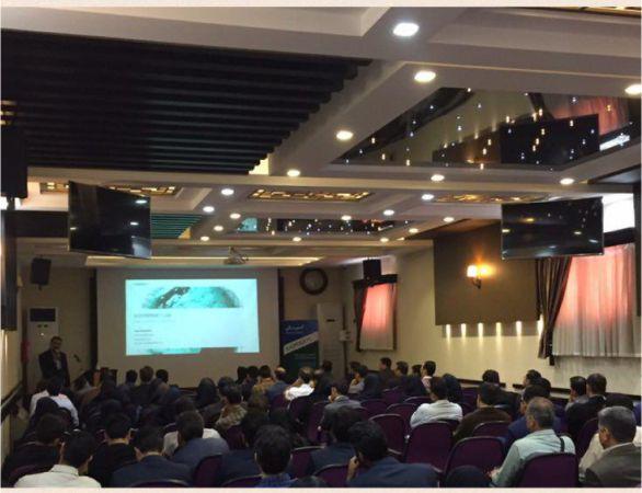 شرکت اندیشه پردازان سپاهان - نمایشگاه الکامپ - نمایشگاه بینالمللی - غرفهسازی | شرکت غرفهسازی گراف