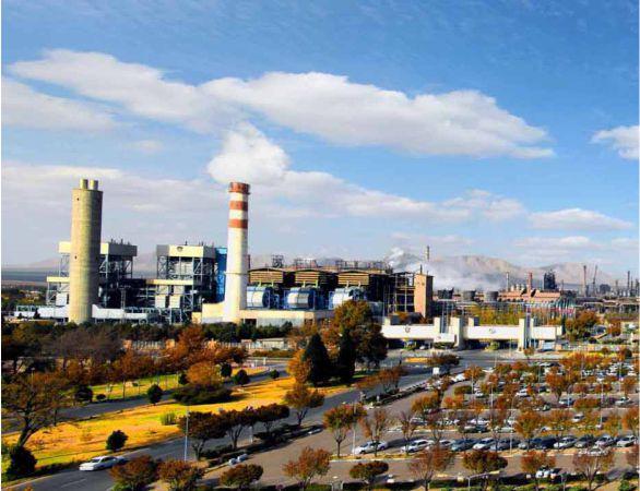 شرکت ذوب آهن اصفهان - نمایشگاه بینالمللی اصفهان - طراحی غرفه | شرکت غرفهسازی نمایشگاهی گراف