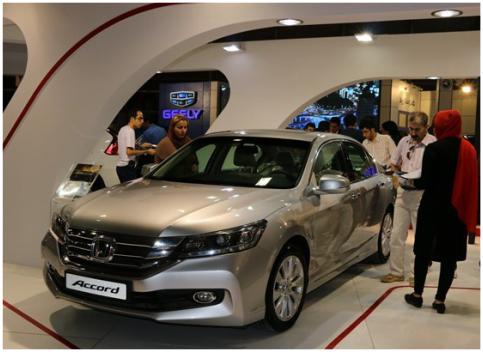 نمایشگاه بین المللی - اجرای غرفه - نمایشگاه بین المللی خودرو  | شرکت غرفه سازی گراف