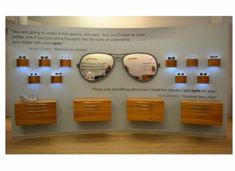 غرفه سازی در تهران- نمایشگاه بین المللی پزشکی و چشم پزشکی | گراف