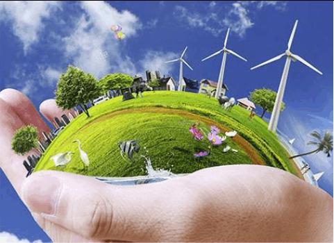 نمایشگاه انرژی های نو و تجدید پذیر- طراحی غرفه | شرکت غرفه سازی گراف
