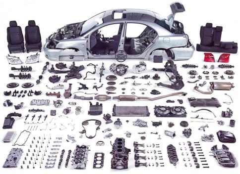 نمایشگاه قطعات خودرو - غرفه سازی نمایشگاهی - طراحی غرفه | گراف