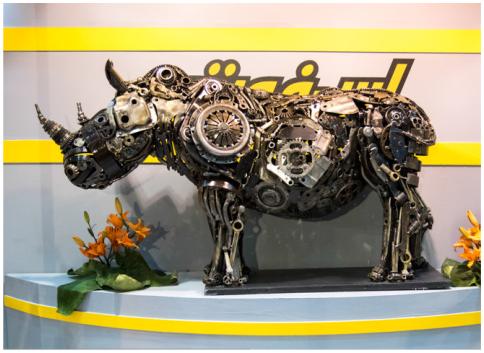 نمایشگاه بین المللی قطعات خودرو مشهد - چاپ و تبلیغات | شرکت غرفه سازی گراف