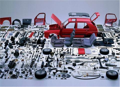 نمایشگاه بین المللی قطعات خودرو مشهد- غرفه سازی | شرکت غرفه سازی گراف