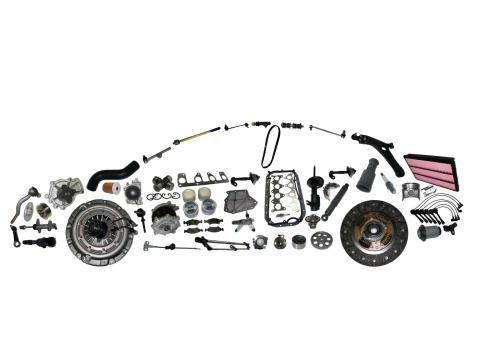 نمایشگاه بین المللی قطعات خودرو مشهد - اجاره تجهیزات غرفه | شرکت غرفه سازی گراف