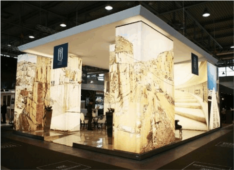 غرفه سازی نمایشگاهی - غرفه سازی درتهران | شرکت غرفه سازی گراف