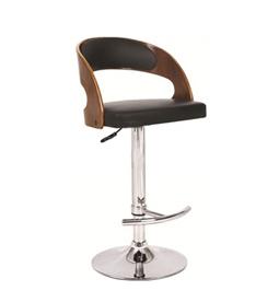تجهیزات غرفه های نمایشگاهی -  صندلی جکدار دور چوبی - غرفه | گراف