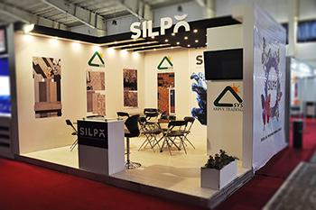 غرفه SILPO - نمایشگاه بین المللی اصفهان - نمایشگاه سرامیک
