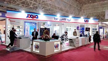 غرفه داده ورز جویا - نمایشگاه بین المللی اصفهان - نمایشگاه الکامپ