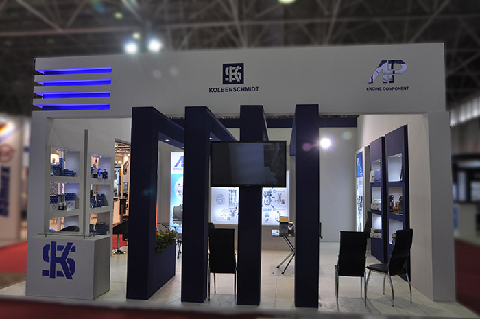 نمایشگاه بین المللی اصفهان - نمایشگاه اصفهان - نمایشگاه - غرفه نمایشگاهی - غرفه شرکت ENGINE COMPONENT