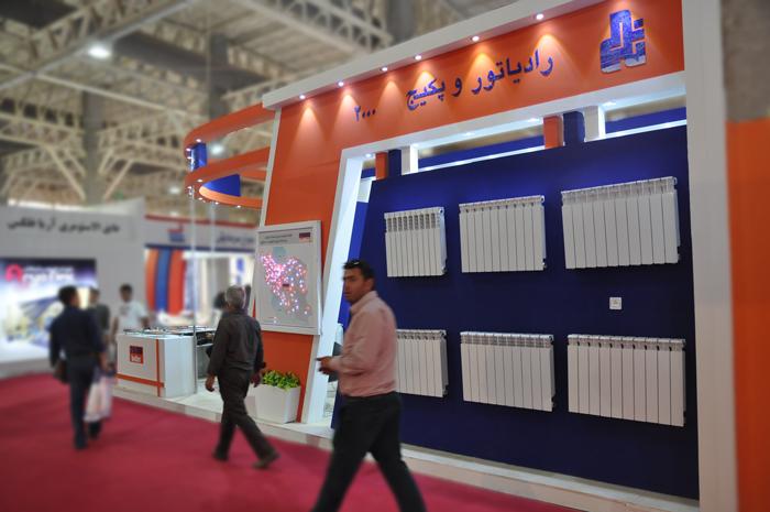 نمایشگاه بین المللی تهران - نمایشگاه تهران - غرفه سازی - نمایشگاه ساختمان - غرفه دان ارتباط گویا