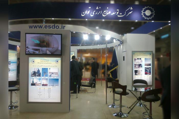 نمایشگاه تهران - غرفه نمایشگاهی - طراحی غرفه - غرفه سازی - غرفه سازی نمایشگاهی - صبا باتری