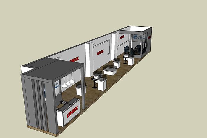 نمایشگاه بین المللی - غرفه سازی نمایشگاهی - ساخت غرفه نمایشگاهی - غرفه سازی نمایشگاهی